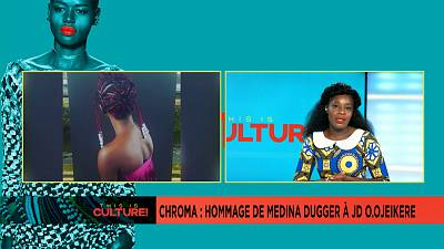 Le militantisme Afro de Laetitia Ky, et l'hommage de Medina Dugger à JD O. Ojeikere [This is Culture - TMC]