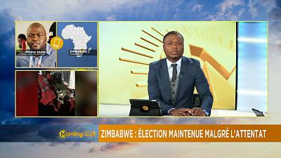Zimbabwe July elections to go ahead, despite bomb attack [The Morning Call]
