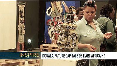 Douala se fait la capitale de l'art contemporain en Afrique [Inspire Africa]