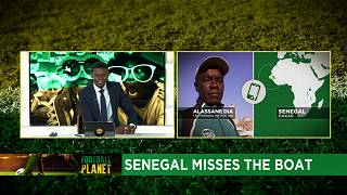 Football Planet: Africa's hopes rest with Senegal and Nigeria