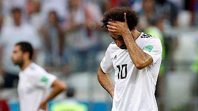 Egypte - Un Mondial à oublier pour Salah