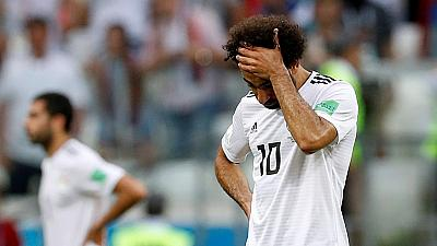 Saudis stun Egypt 2-1 in World Cup farewell, as hosts Russia are humbled by Uruguay