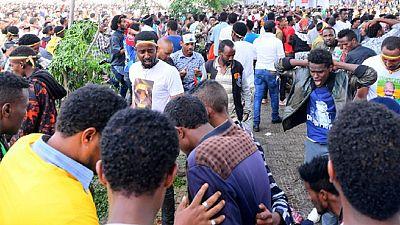 Twenty people in court in Ethiopia following grenade attack