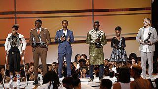 Le héros malien Gassama Mamoudou honoré à Los Angeles