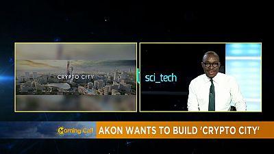 Akon veut construire 'crypto city' [Sci Tech]