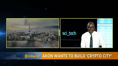 Akon wants to build 'Crypto City' [Sci tech]