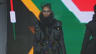 Senegal: trendy African designs at Dakar fashion week