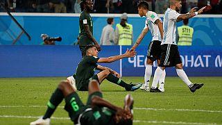 [Live] Nigeria (1) vs Argentina (2), Iceland (1) vs Croatia (2)