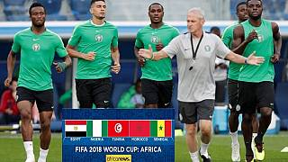 World Cup: Nigeria will not sympathise with misfiring Messi