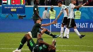 World Cup 2018: Nigeria eliminated by late Argentina strike