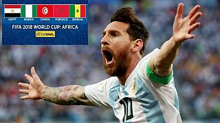 Lionel Messi scores 100th goal of Russia World Cup