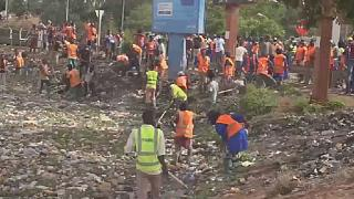 Burkina Faso: massive clean up exercise underway as rains set in