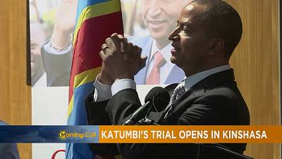 DRC's opposition chief Moise Katumbi's trial opens [The Morning Call]