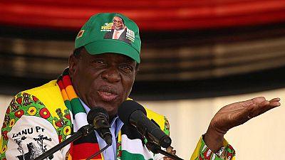 Attentat au Zimbabwe : le président Mnangagwa soupçonnne des partisans de Grace Mugabe