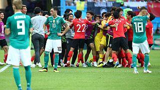 Mondial 2018 : l'Allemagne championne en titre, éliminée