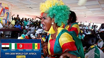 Senegal is happy to carry Africa's hope at the World Cup