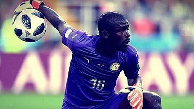 [Petite histoire du Mondial] Khadim Ndiaye, le gardien « sans complexe » du Sénégal
