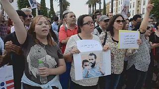 """Maroc : indignation après la condamnation à de lourdes peines des meneurs du """"Hirak"""""""