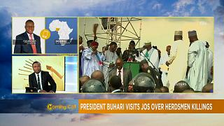 Nigeria: Buhari tasks regional leaders on peace [The Morning Call]