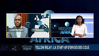 Yellow Relay : une startup qui pallie l'absence d'adresses en Afrique [Business Africa]