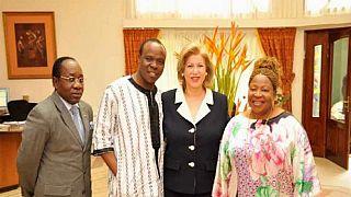 La mère d'Ali Bongo remporte un procès en France