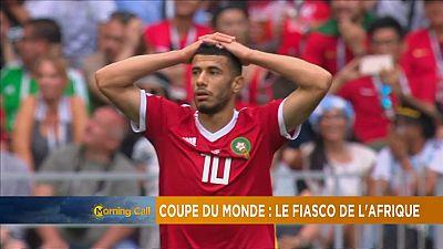 Coupe du monde : le fiasco de l'Afrique [Sport]
