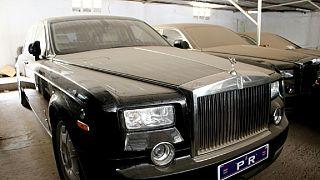 Rolls, Bentley, Boeing... Les biens de Yahya Jammeh aux enchères