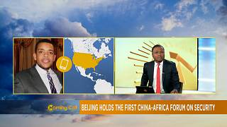 China-Africa forum on defense and security [The Morning Call]