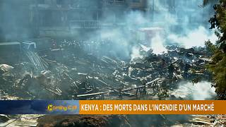 Market fire kills at least 15 in Nairobi, Kenya [The Morning Call]