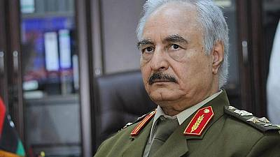West Libya in strongman's sights after conquering east