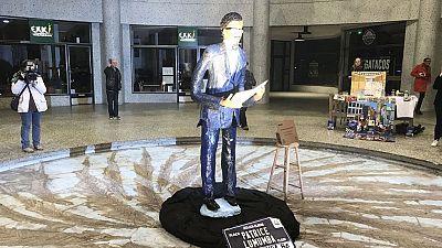 RDC : un square Lumumba à Bruxelles, pour réfléchir aux stigmates de la colonisation