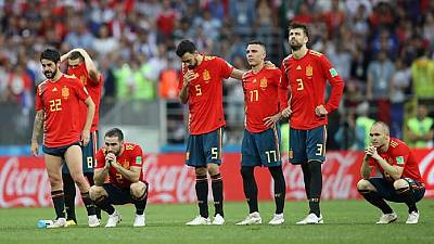 Russia stun Spain 4-3 on penalties to reach World Cup quarters
