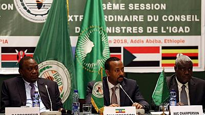 Sommet de l'UA : le president Kenyatta absent