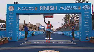 Gold Coast Marathon : double victoire kenyane