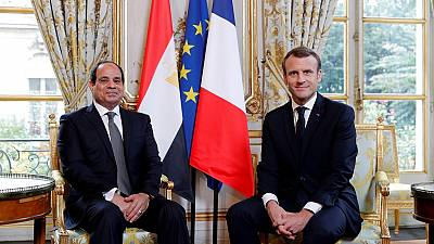 """La France """"participe à l'écrasement du peuple égyptien"""", accusent des ONG"""