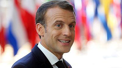 Emmanuel Macron attendu au sommet de l'UA et au Nigeria