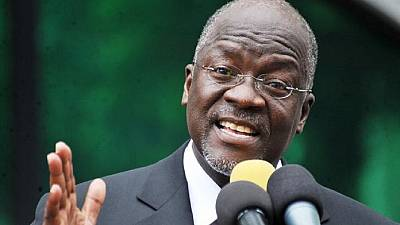 Tanzania's Magufuli shuffles cabinet, sacks home affairs minister