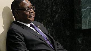 "Malawian president says corruption reports ""fake news"""