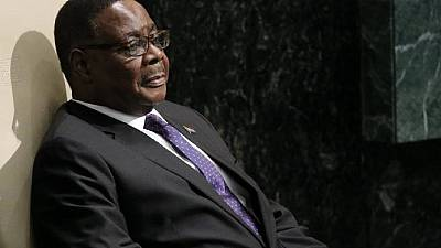 "Malawian president says corruption reports ""fake news"""