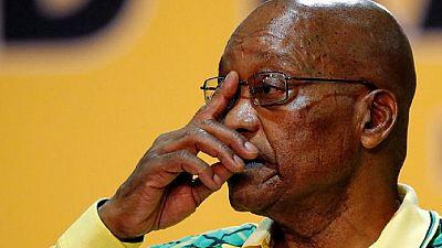 Décès en Afrique du Sud du fils de Jacob Zuma