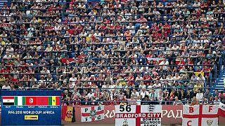 Mondial 2018 - Huitièmes de finale : Suède-Suisse et Angleterre-Colombie