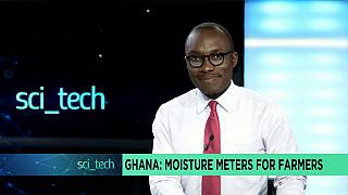 Ghana: moisture meters for farmers [Sci tech]