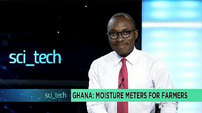 Ghana: moisture meters for farmers [Sci tech]
