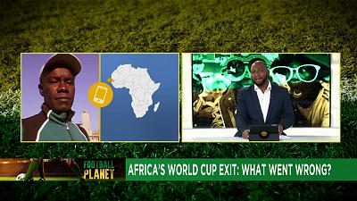 Permutations of Africa's World Cup exit: What went wrong?