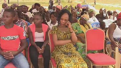 Plight of widows, orphans in Congo