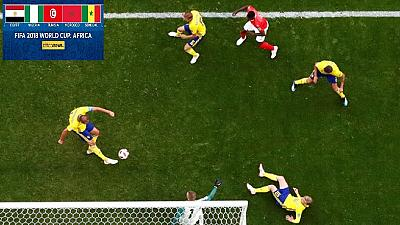 Mondial 2018-Huitièmes de finale : la Suède et l'Angleterre en quarts