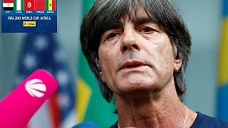 Germany coach to stay on despite World Cup flop