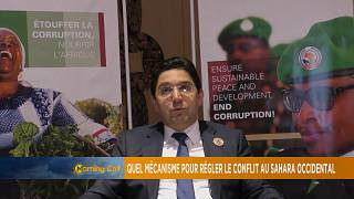 Quel mécanisme pour régler le conflit au Sahara occidental [The Morning Call]