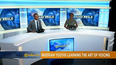 The young Nigerians learning the art of voicing [The Morning Call]