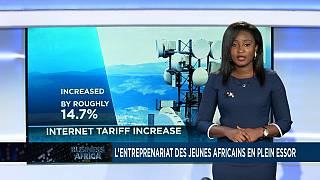 Congo : augmentation des tarifs internet [Business Africa]